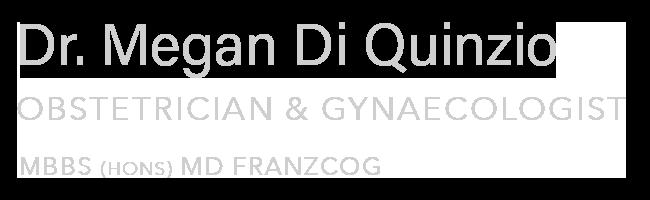 Dr Megan DiQuinzio